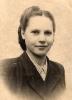 Саенкова (Зуева) Елизавета Сергеевна, 01.01.1928г. 50-е годы п.Советский.
