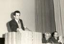 60-летие ГДЛ (Газо-динамической лаборатории),  Космонавт Иванченков Александр Сергеевич. Март 1981 г.